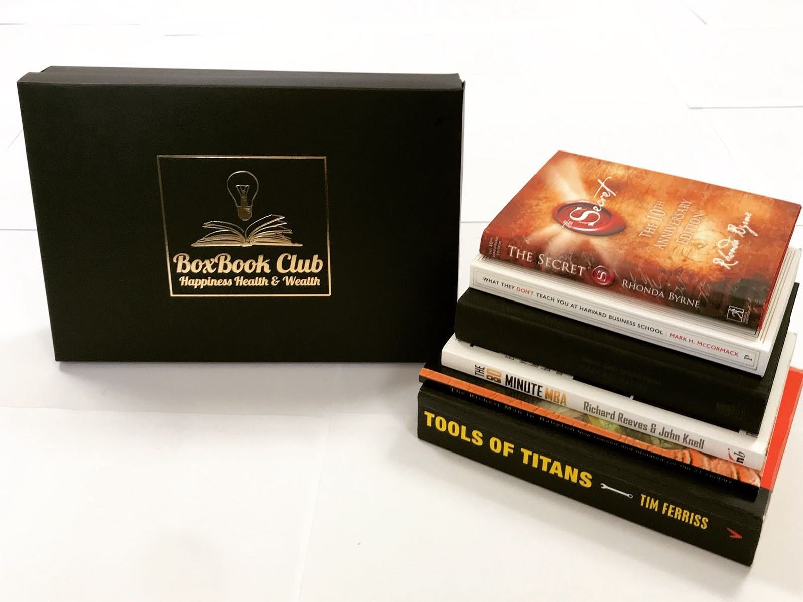 The BoxBook Club Programme