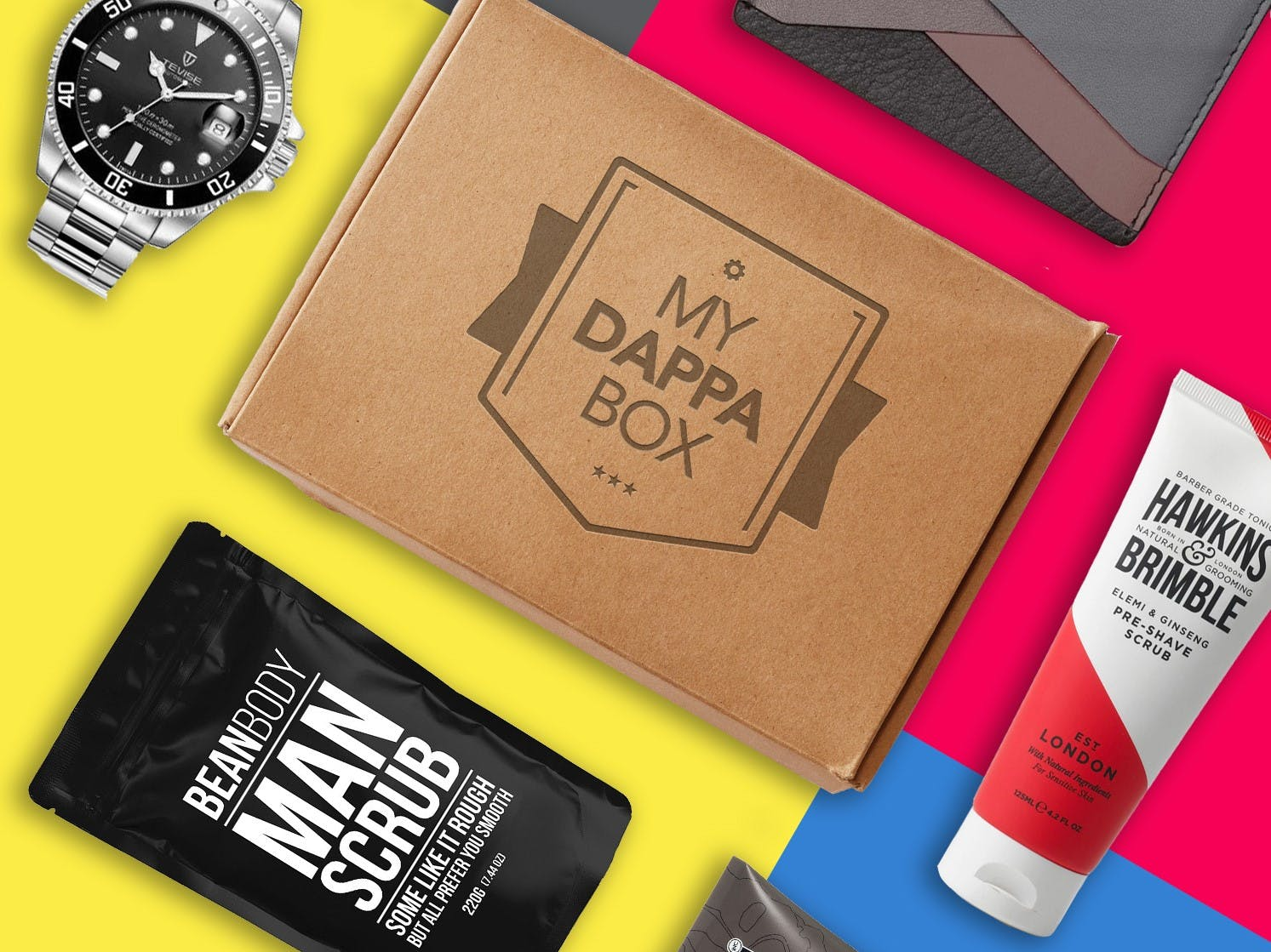 My Dappa Box Subscription Box