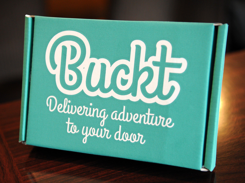 Buckt Activity Box
