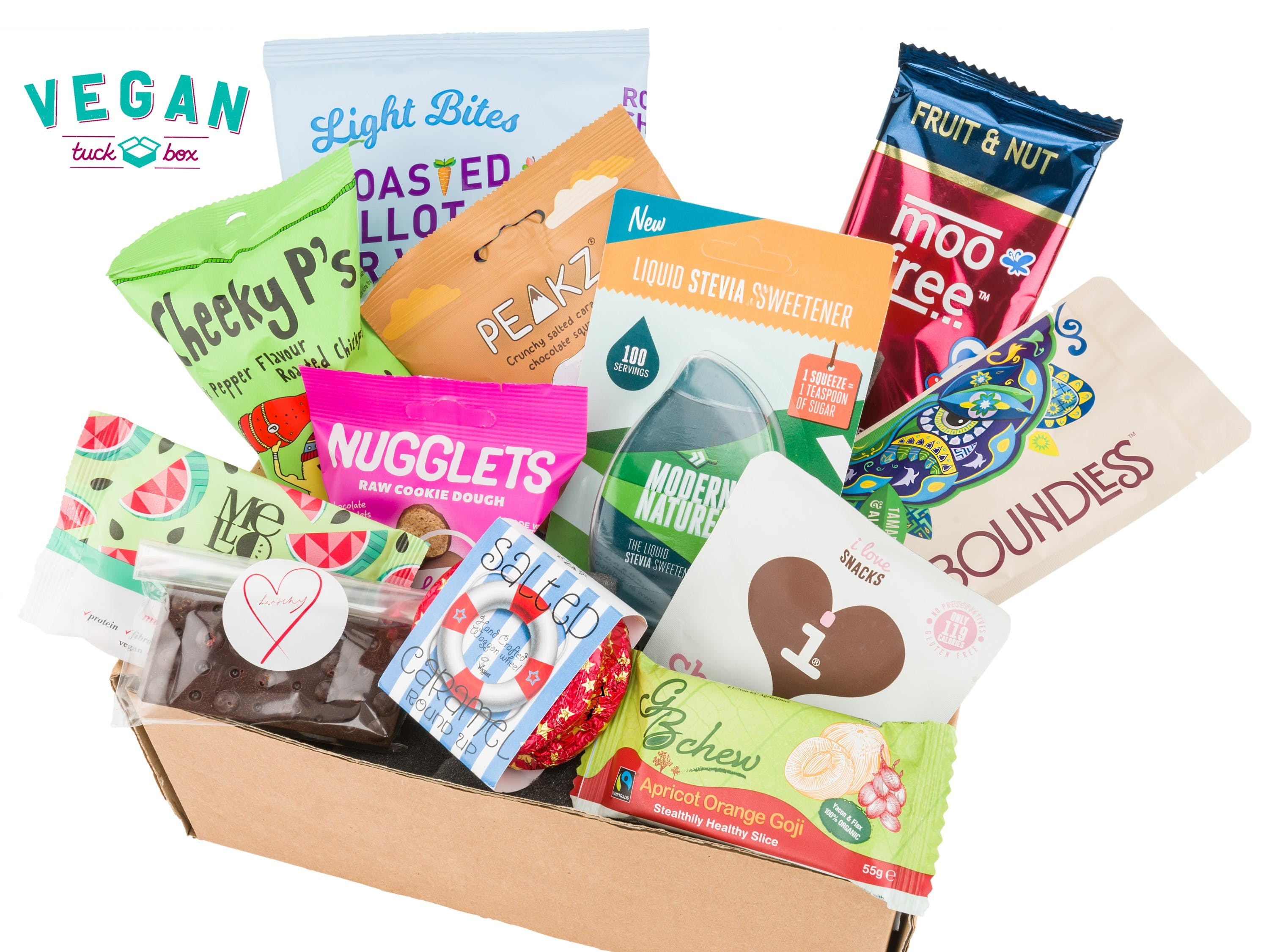 Ultimate Vegan Tuck Box