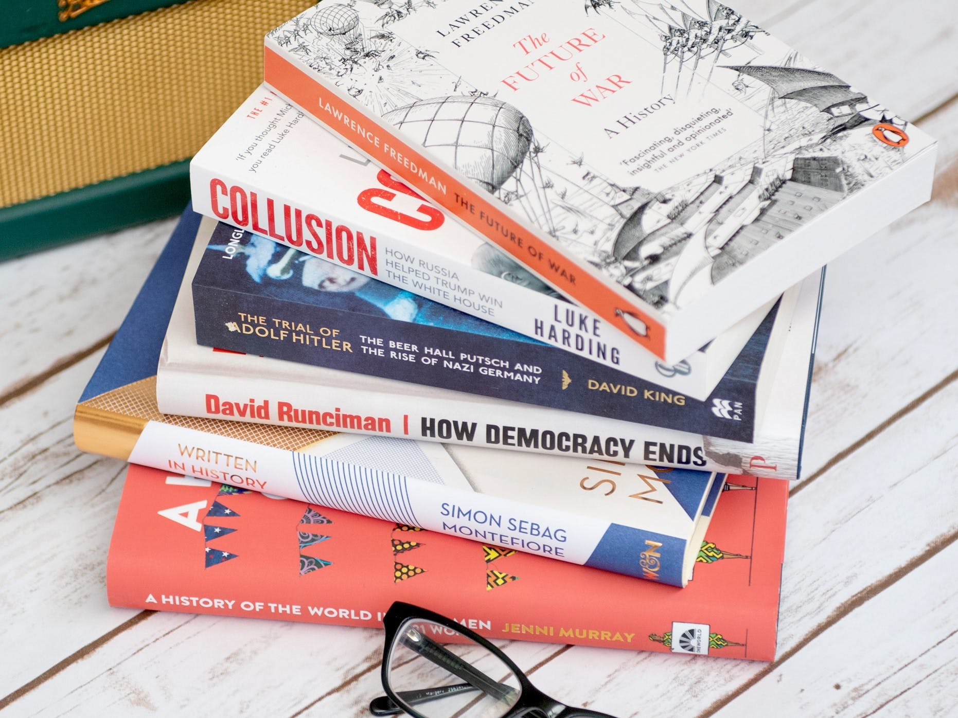 History & Politics Subscription Box