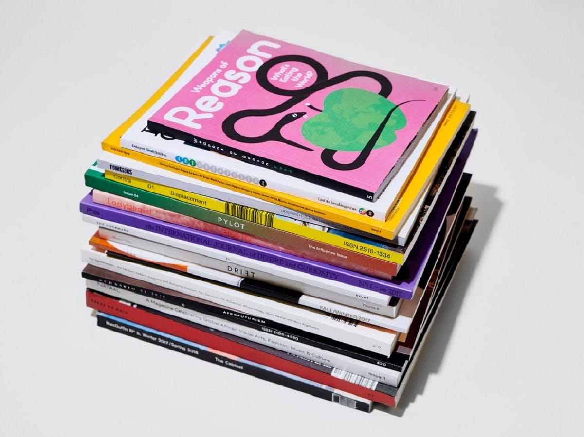 Stack Independent Magazines Box