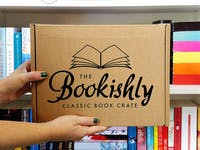 The Bookishly Classic Book Crate