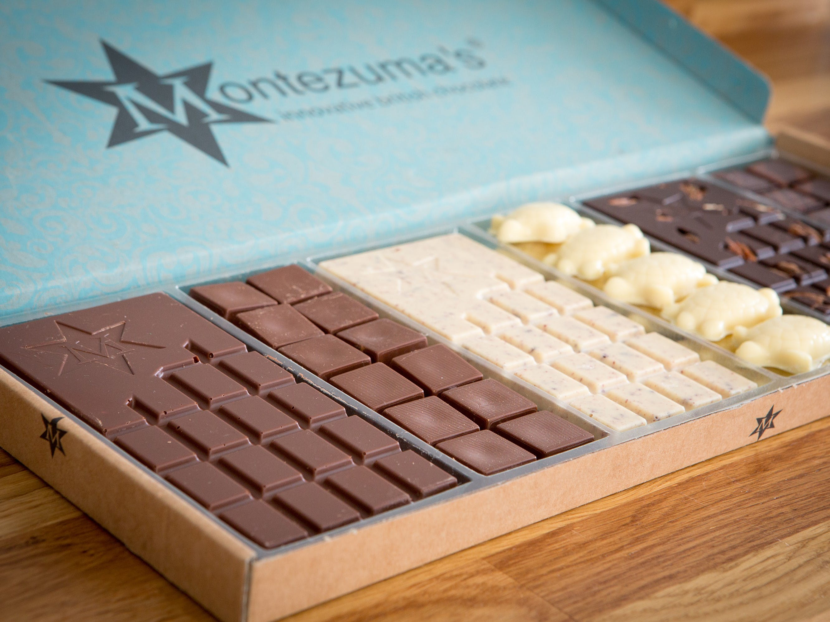 Montezuma's The Real Chocolate Club Box