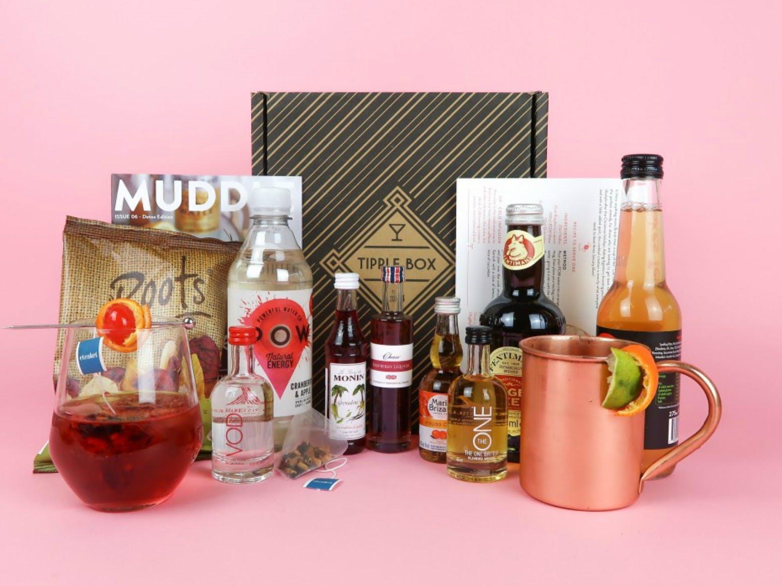 Tipple Box - Cocktail Club