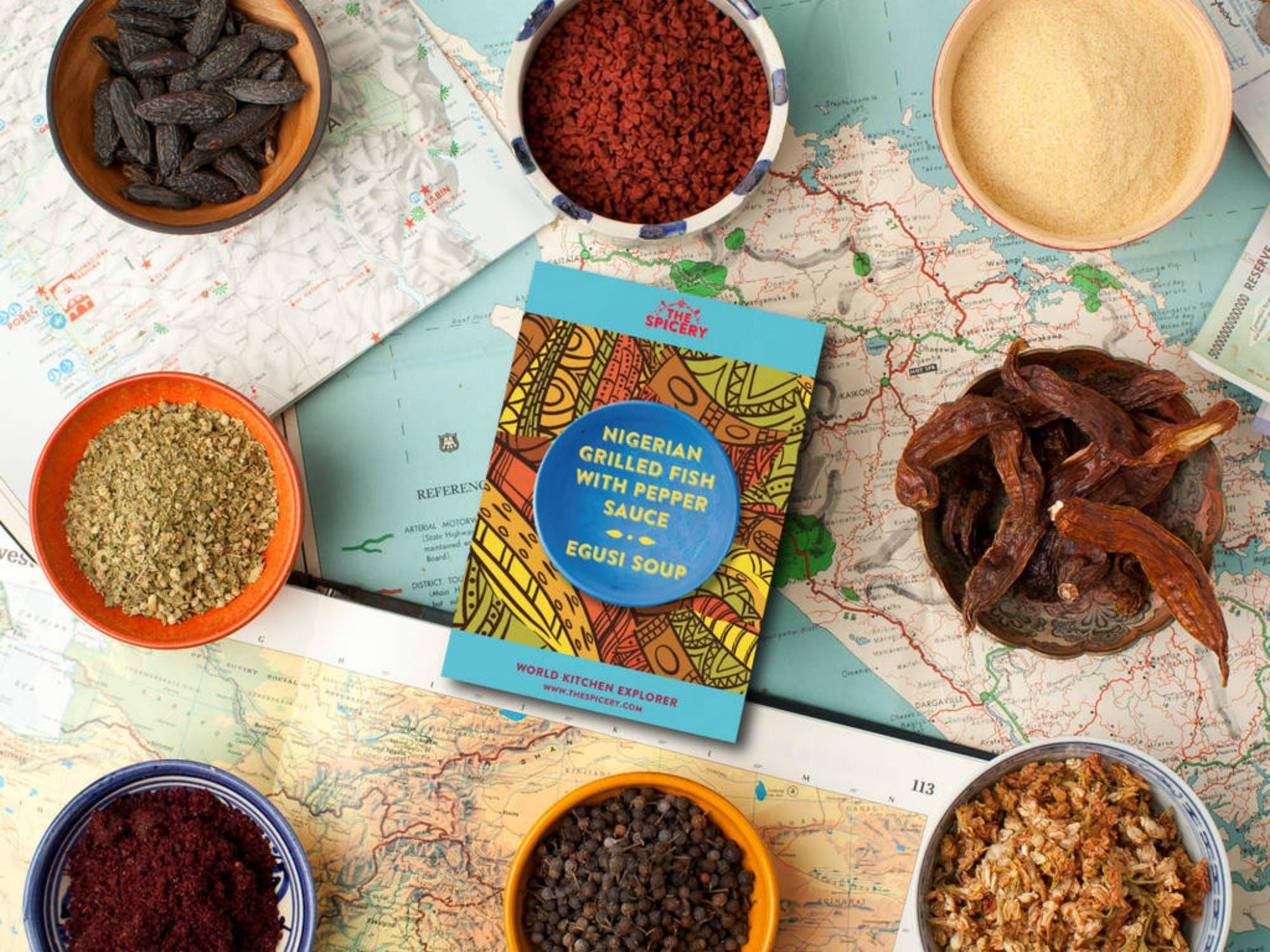 World Kitchen Explorer Spicebox
