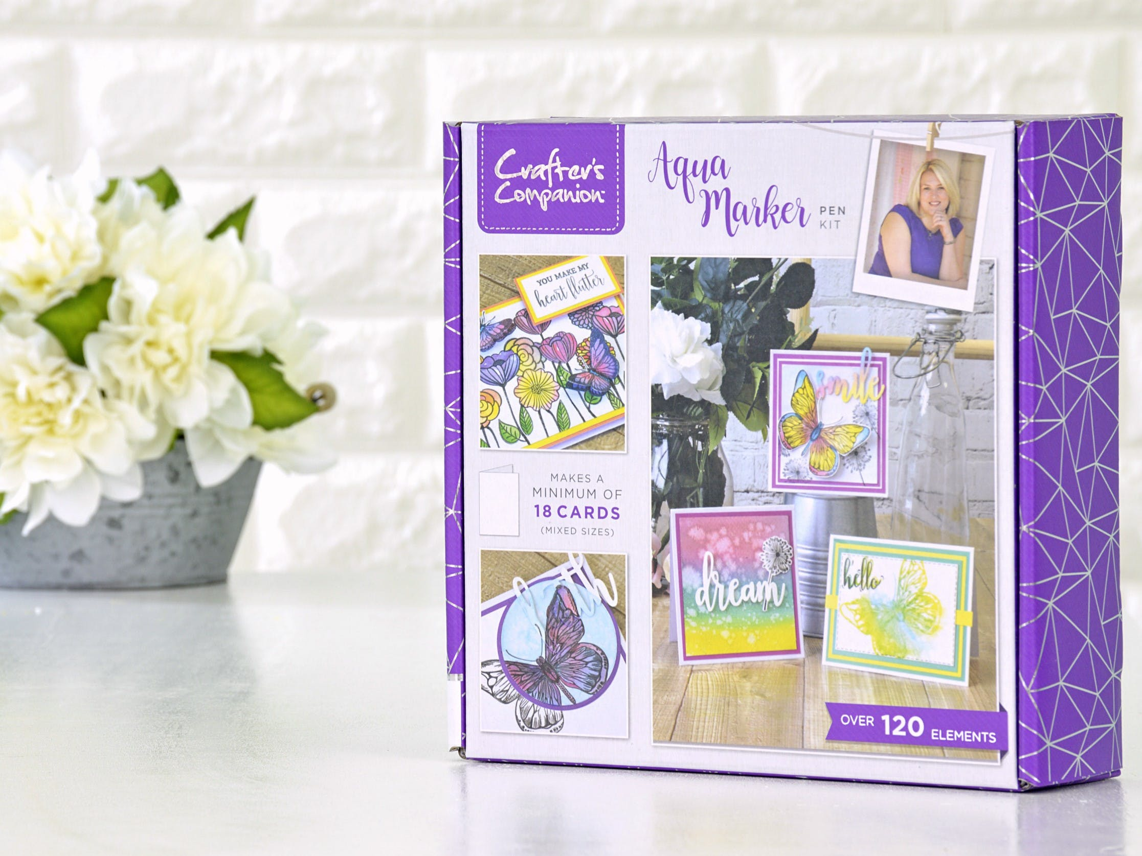 Crafter's Companion Monthly Craft Box