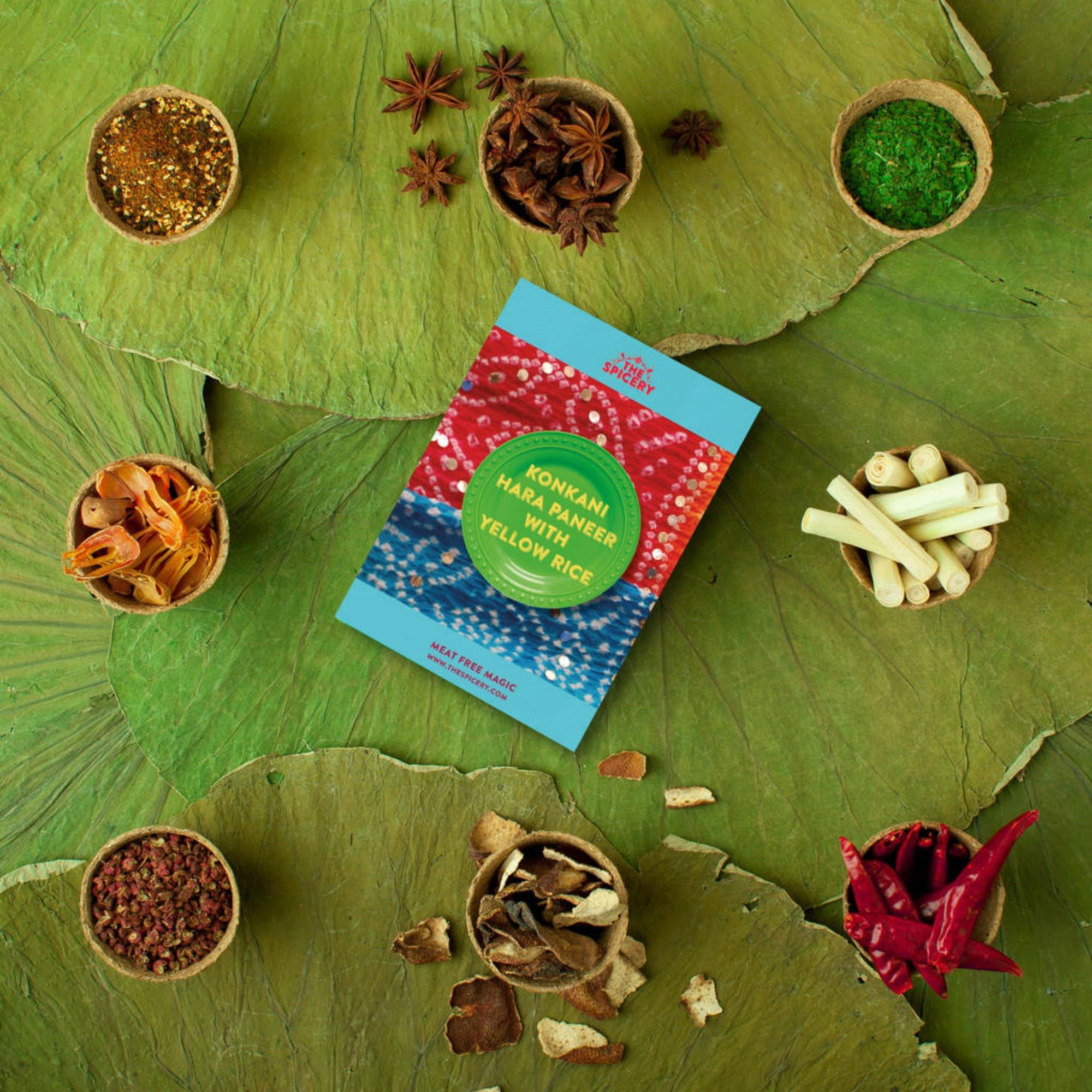 Meat Free Magic Spicebox