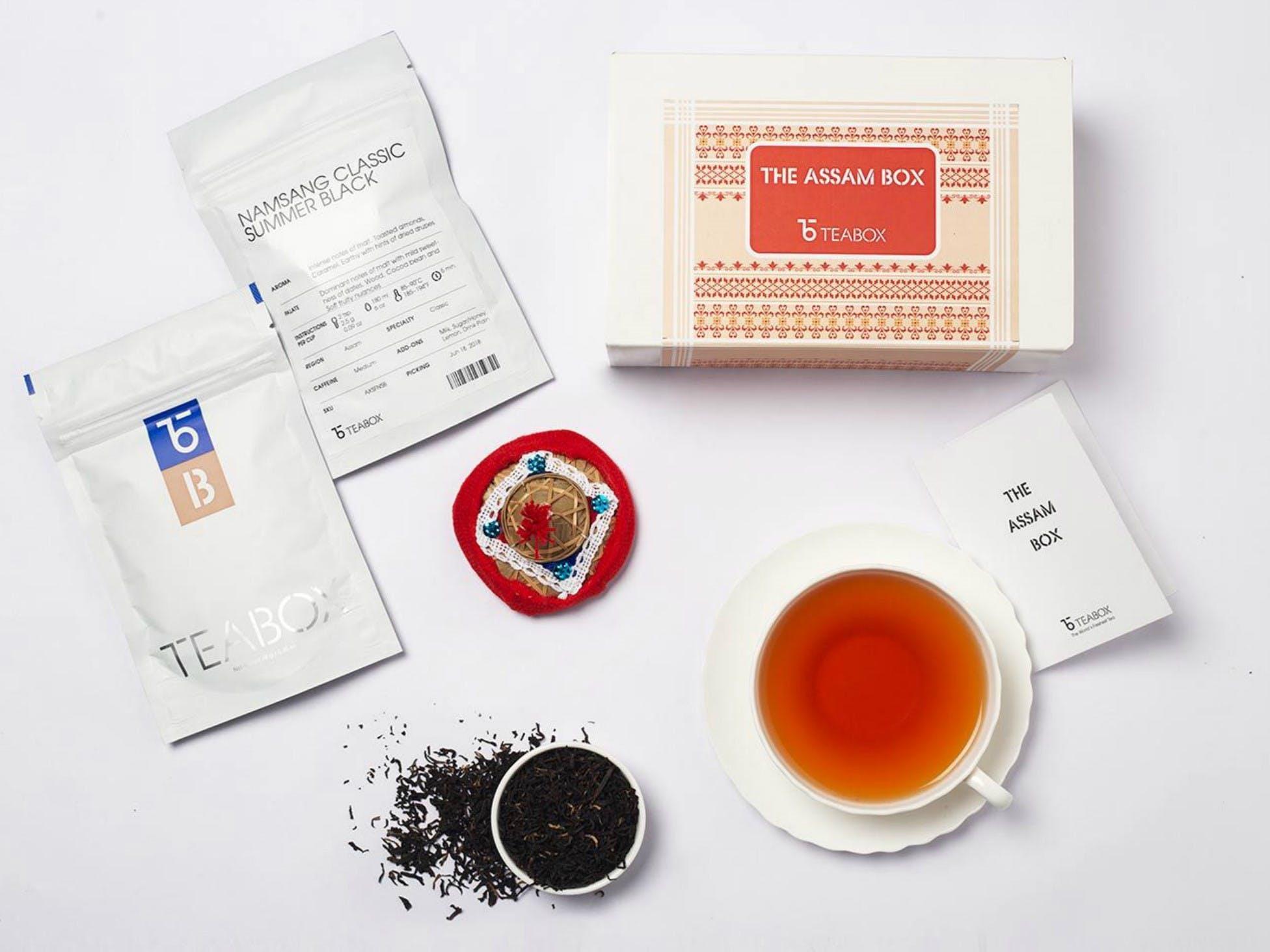 Teabox - Tea Subscription Box
