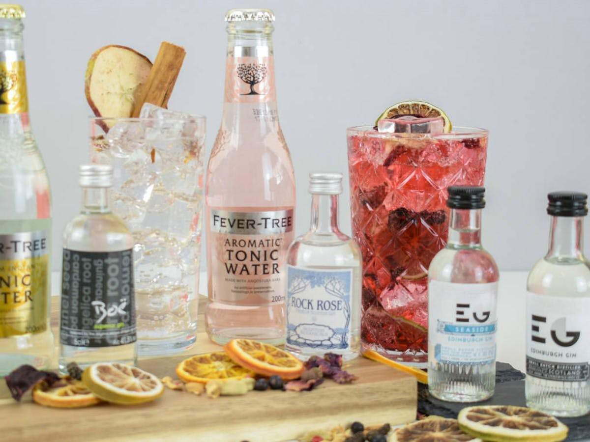 Tipple Box - Gin & Tonic Set