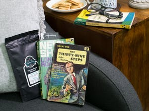 The Bookishly Coffee and Vintage Book Club