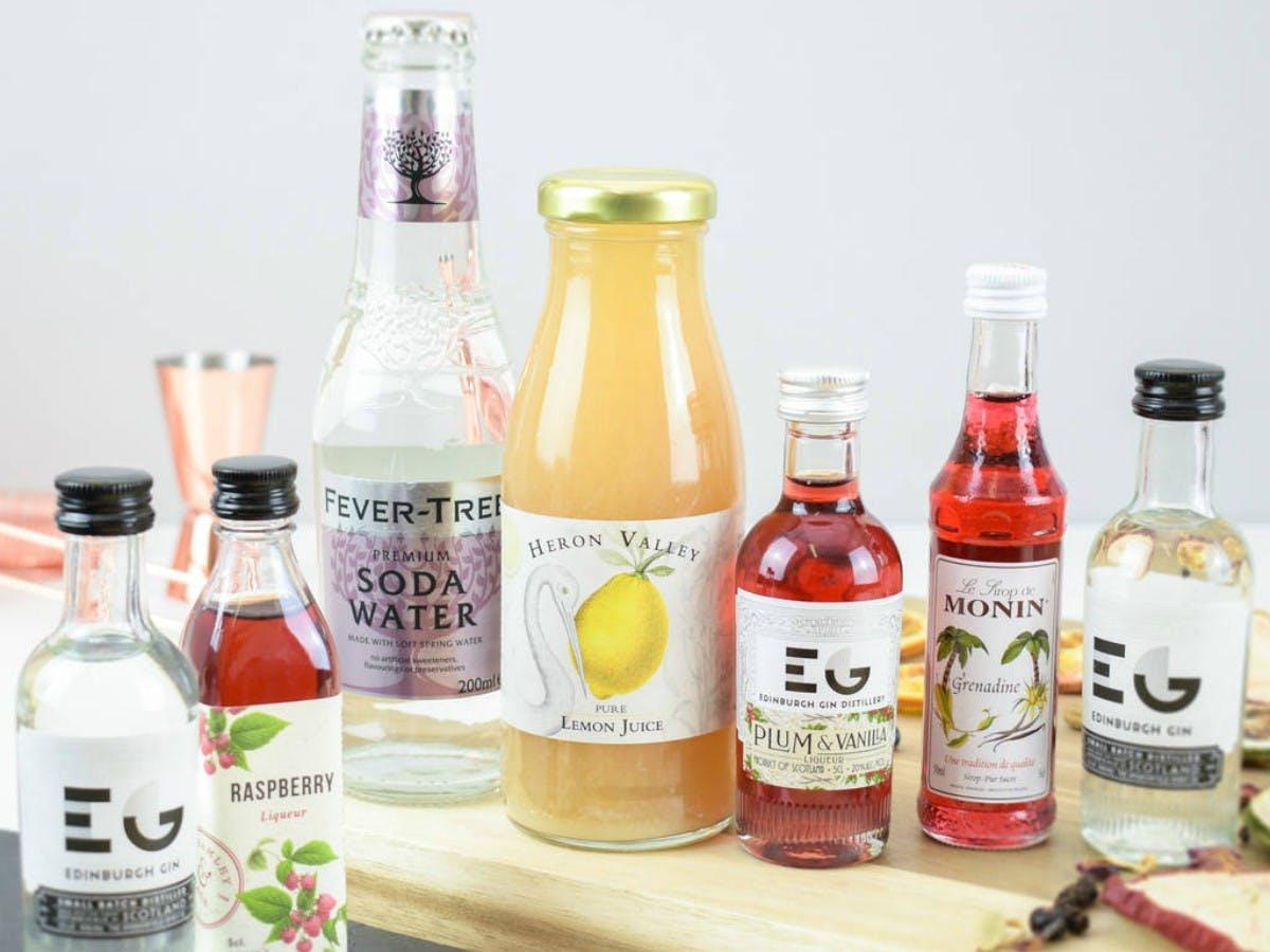 Gin Cocktail Set - Tipple Box