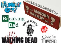 The Amazing Mystery Box - Adult Collectors