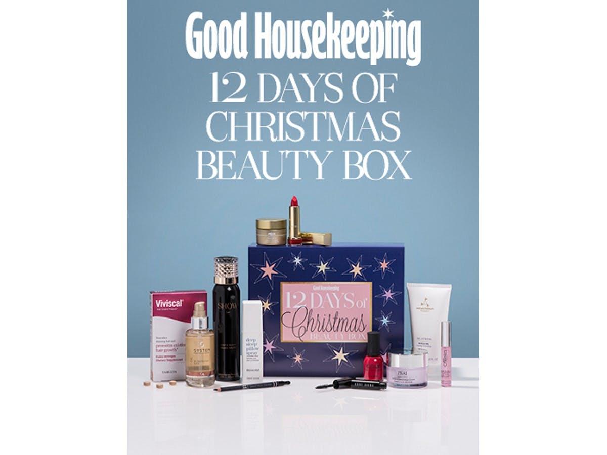 Good Housekeeping 12 Days of Christmas Beauty Box