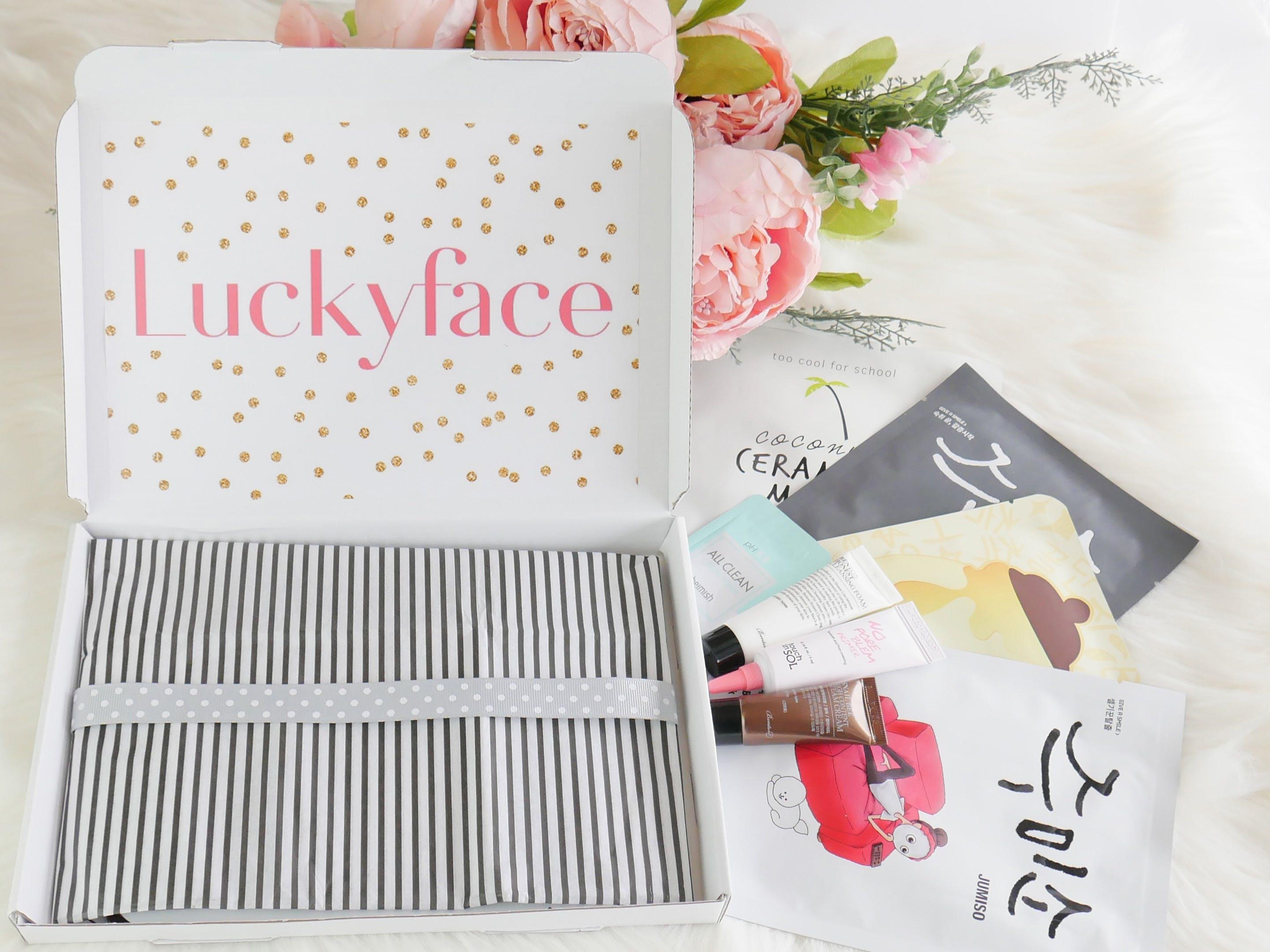 Korean Beauty Starter Kit Box