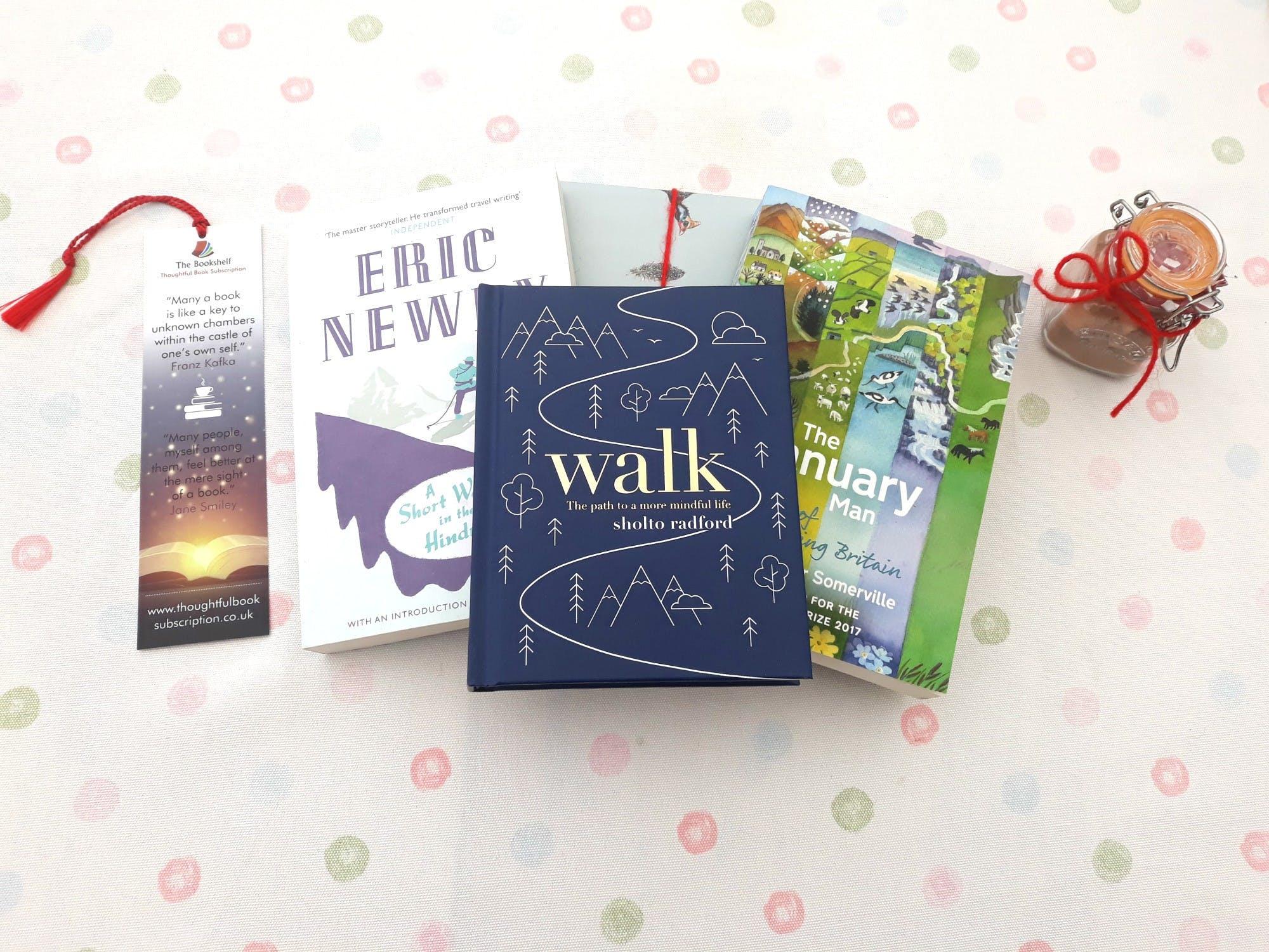 Nature Lover Book Box - The Bookshop