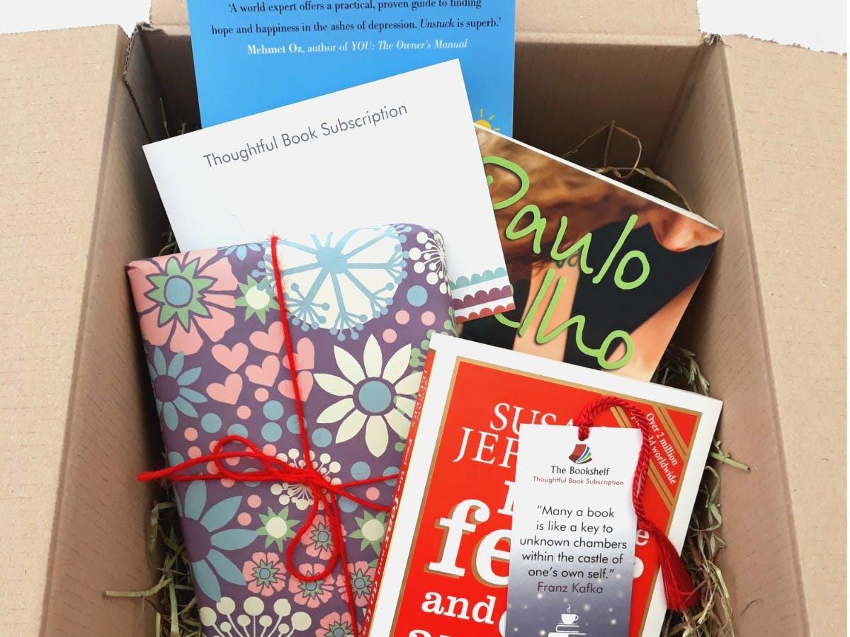 Positive Life Change Book Box - The Bookshop