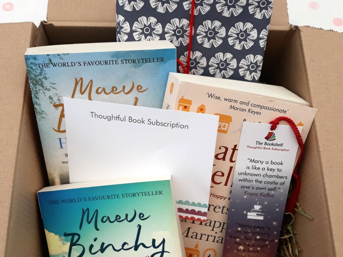 Romance Book Box - The Bookshop