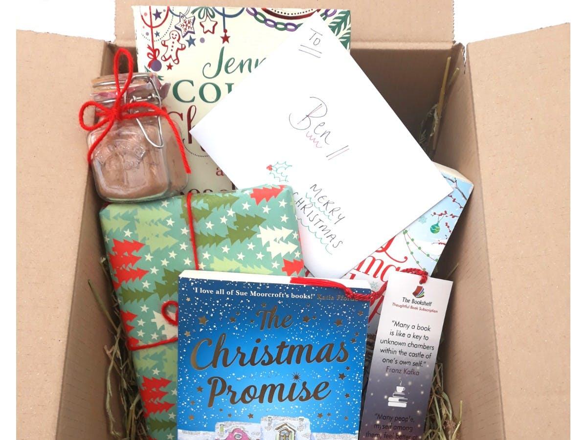 Christmas Book Box - The Bookshop