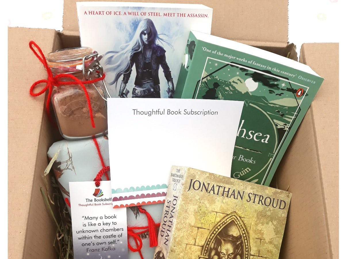 Fantasy Book Box - The Bookshop