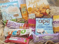 Velocity Vegan Gluten-Free Selection Box