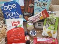 Velocity Vegan Wellbeing Selection Box
