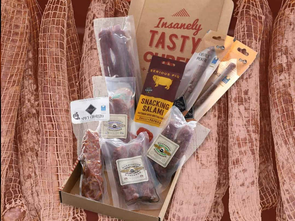 Saucisson Lovers Meatbox