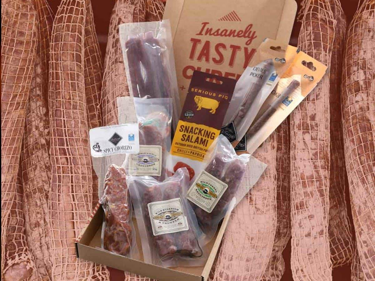 Saucisson Lovers Meatbox