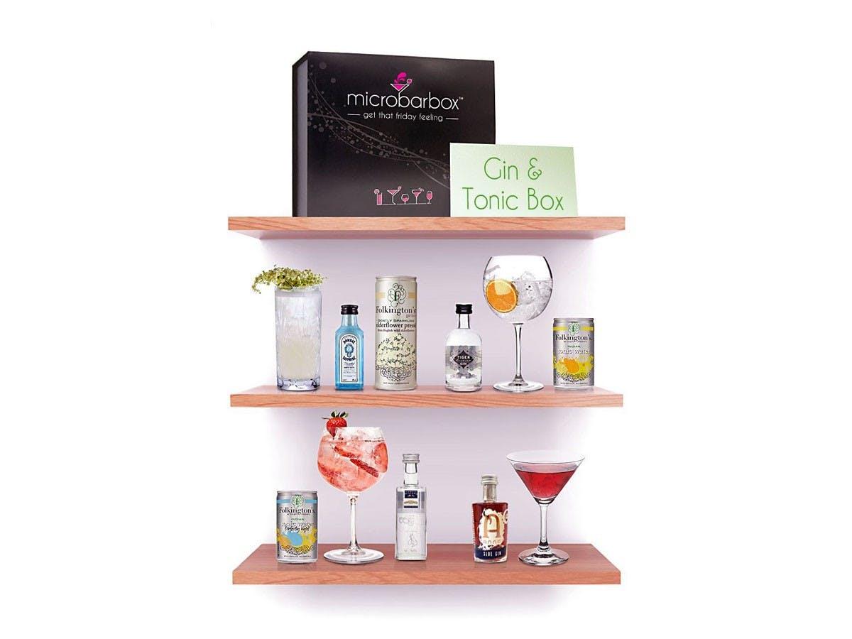 MicroBarBox - Gin & Tonic Box