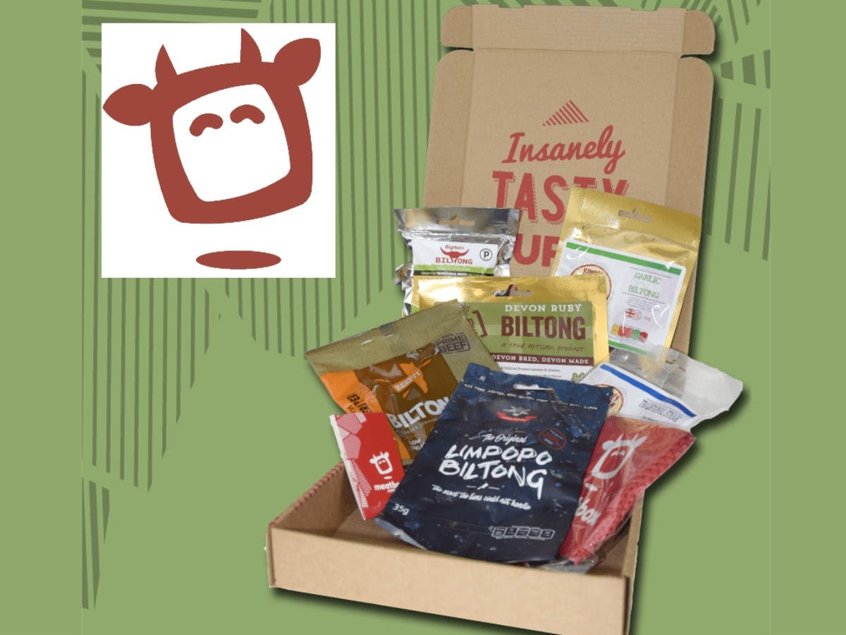 Biltong Discover Meatbox