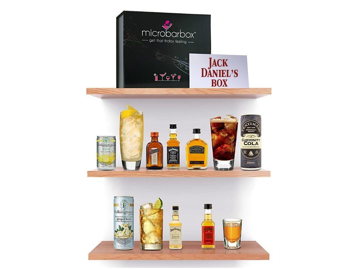 MicroBarBox - Jack Daniel's Gift Box