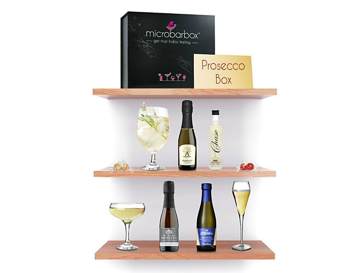 Prosecco Box - MicroBarBox