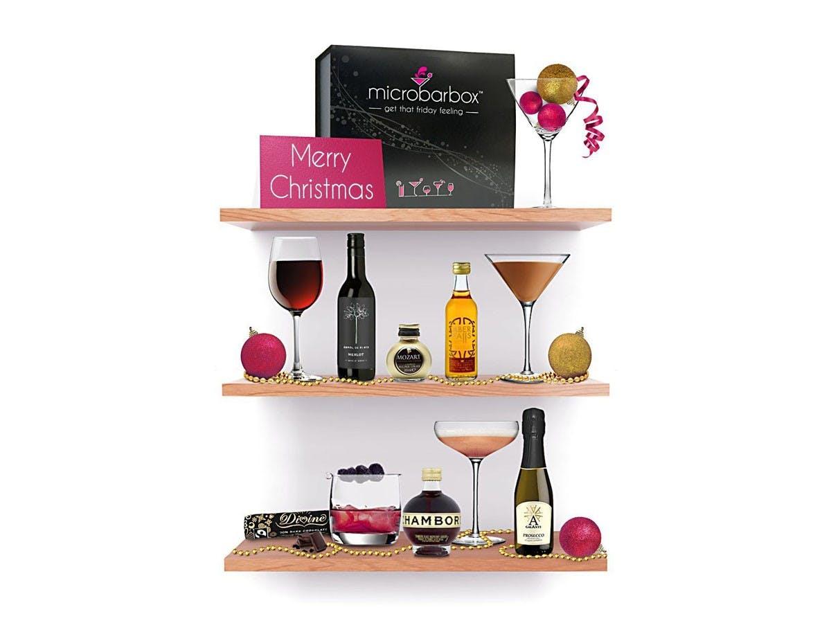 Christmas Box - MicroBarBox