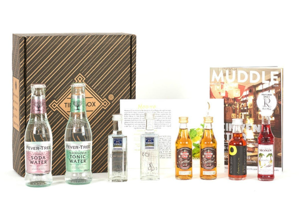 Mojito Cocktail Set - Tipple Box