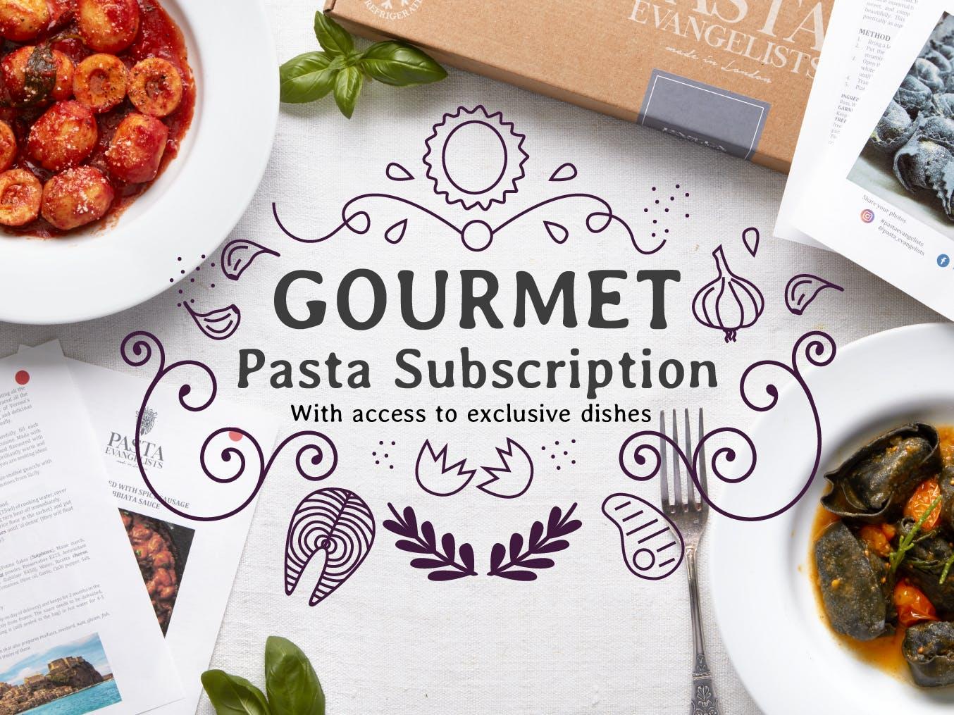 Gourmet Box - Pasta Evangelists