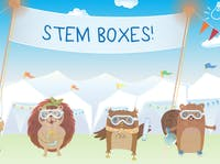 Weekend Box Club - STEM Activity Box
