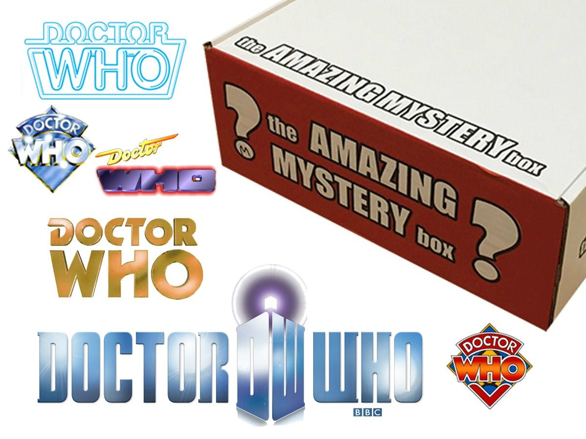 The Amazing Mystery Box - Doctor Who