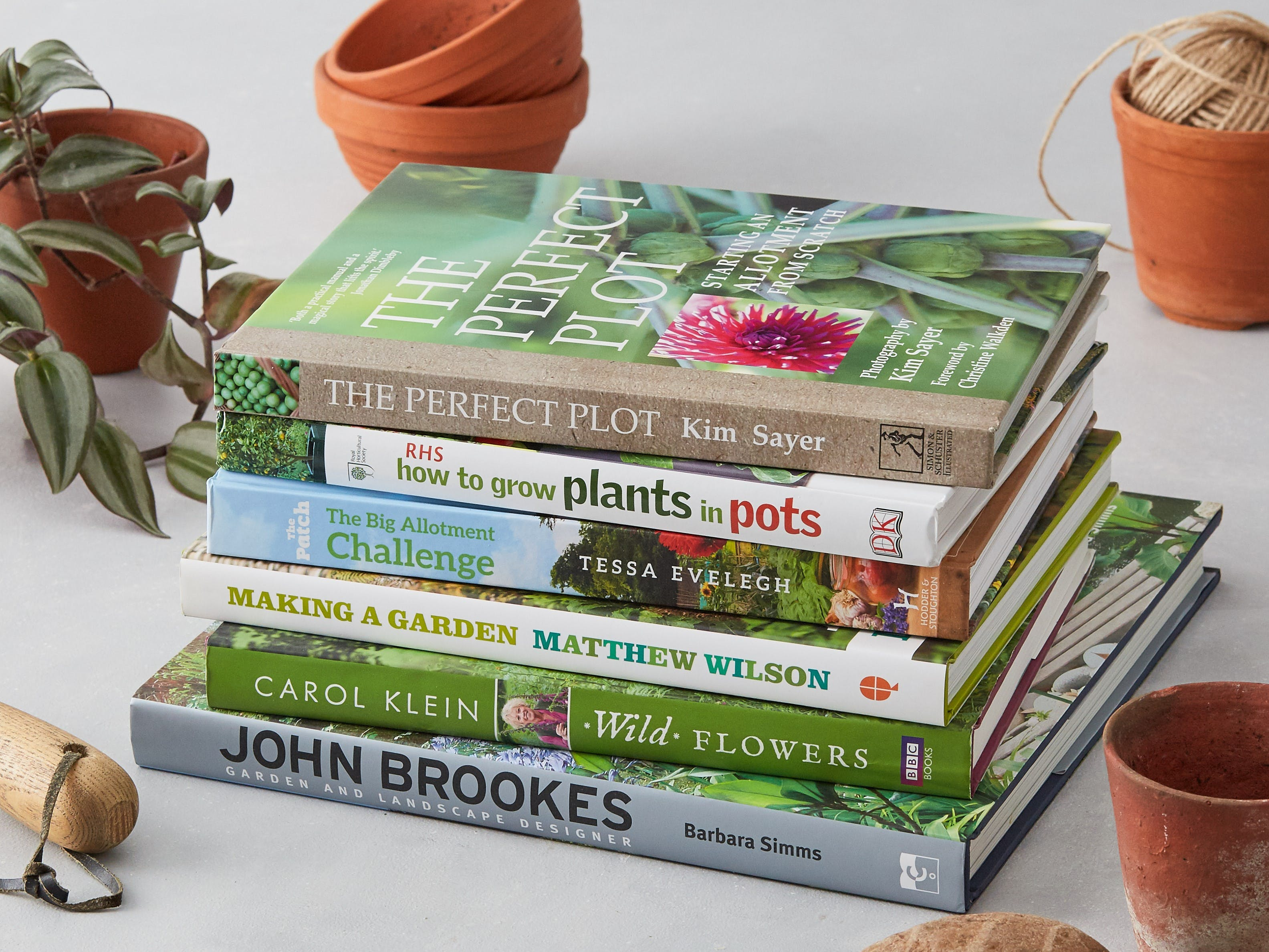 The Willoughby Gardening Book Club
