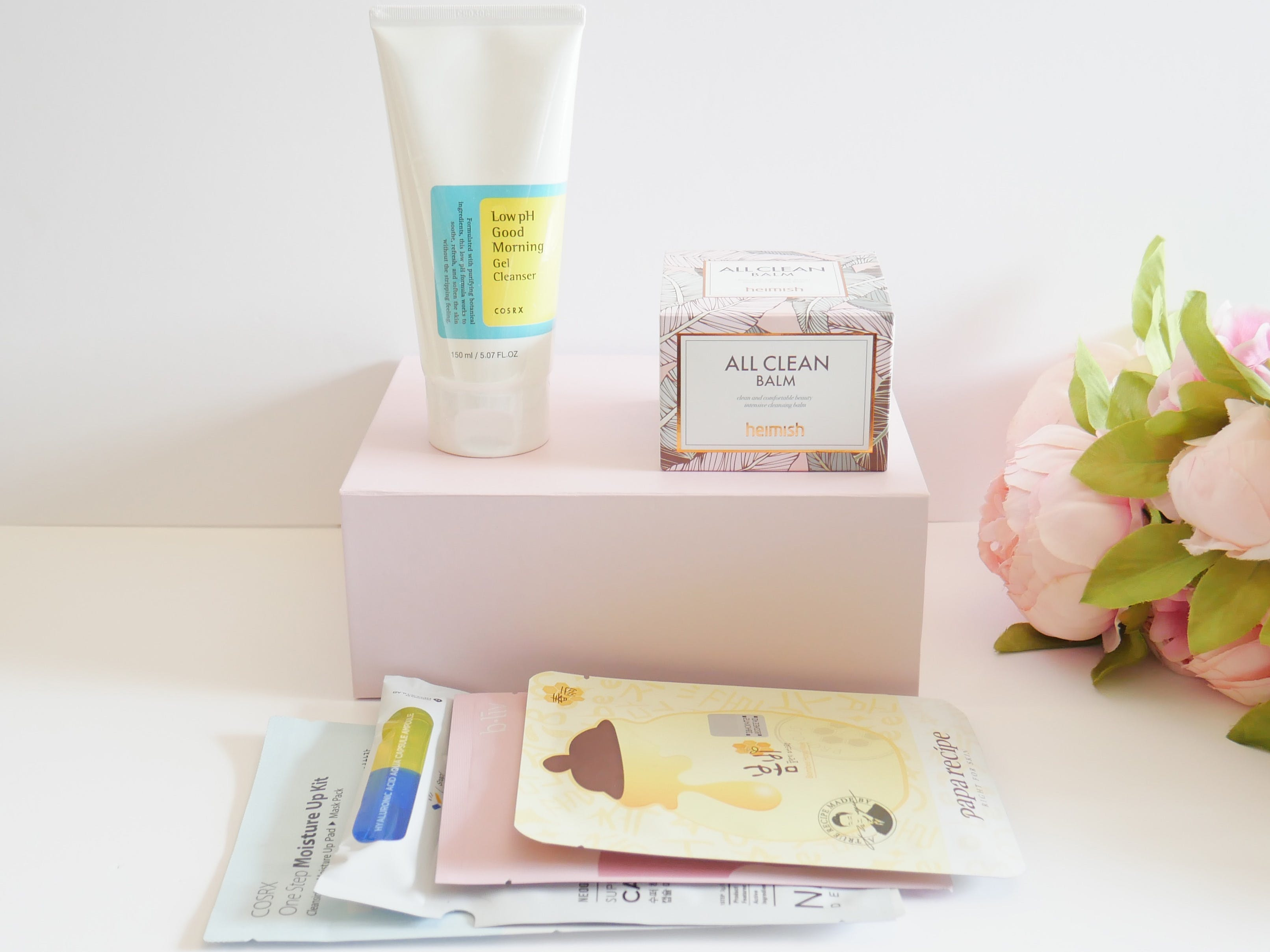 Luckyface - The Korean Beauty Glass Skin
