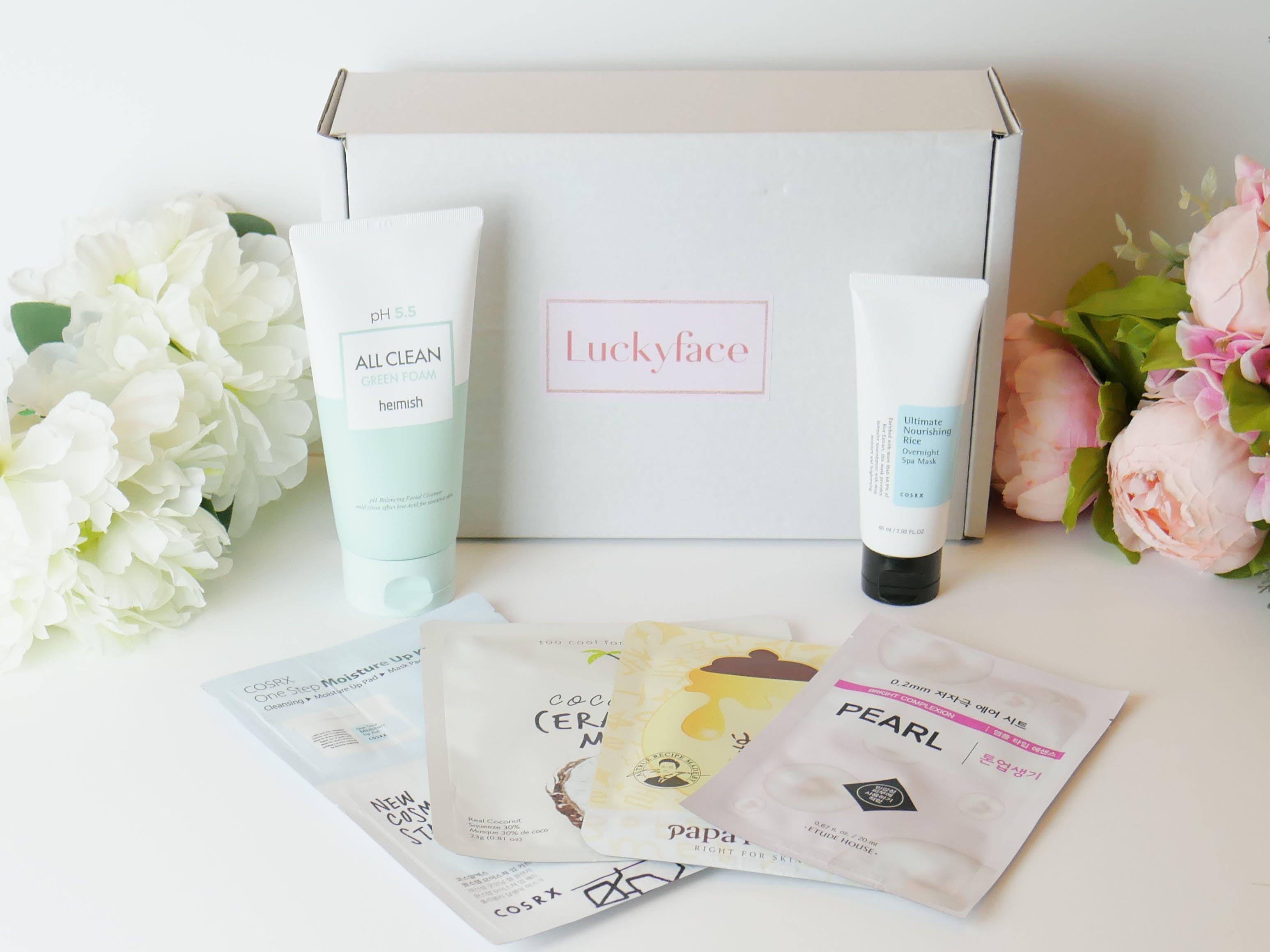 Luckyface - The Korean Beauty Glass Skin