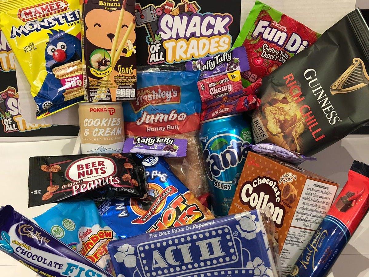Snack Of All Trades - Premium Box
