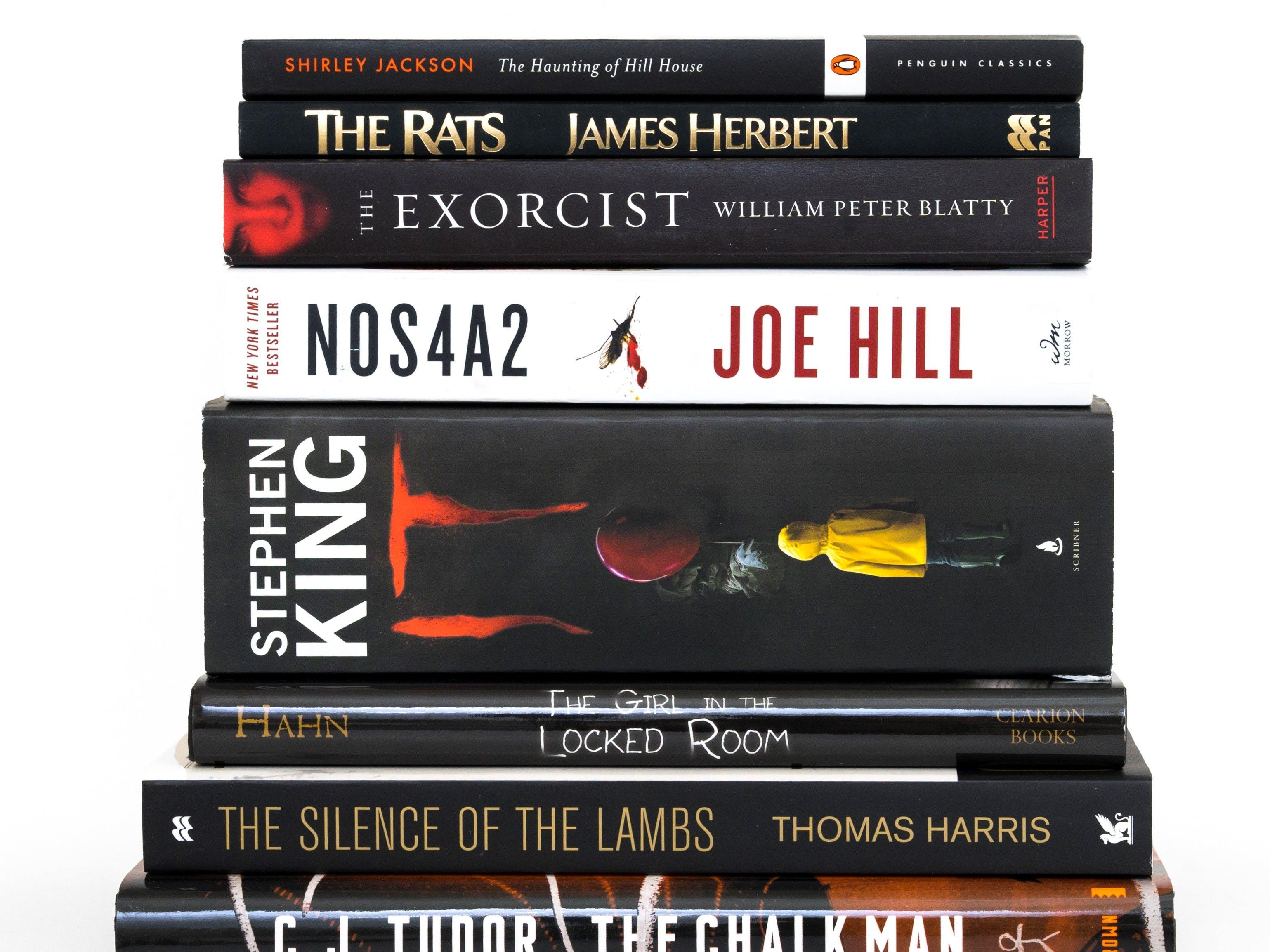 Bespoke Crime, Thriller & Horror Book Club by Book Club Guru
