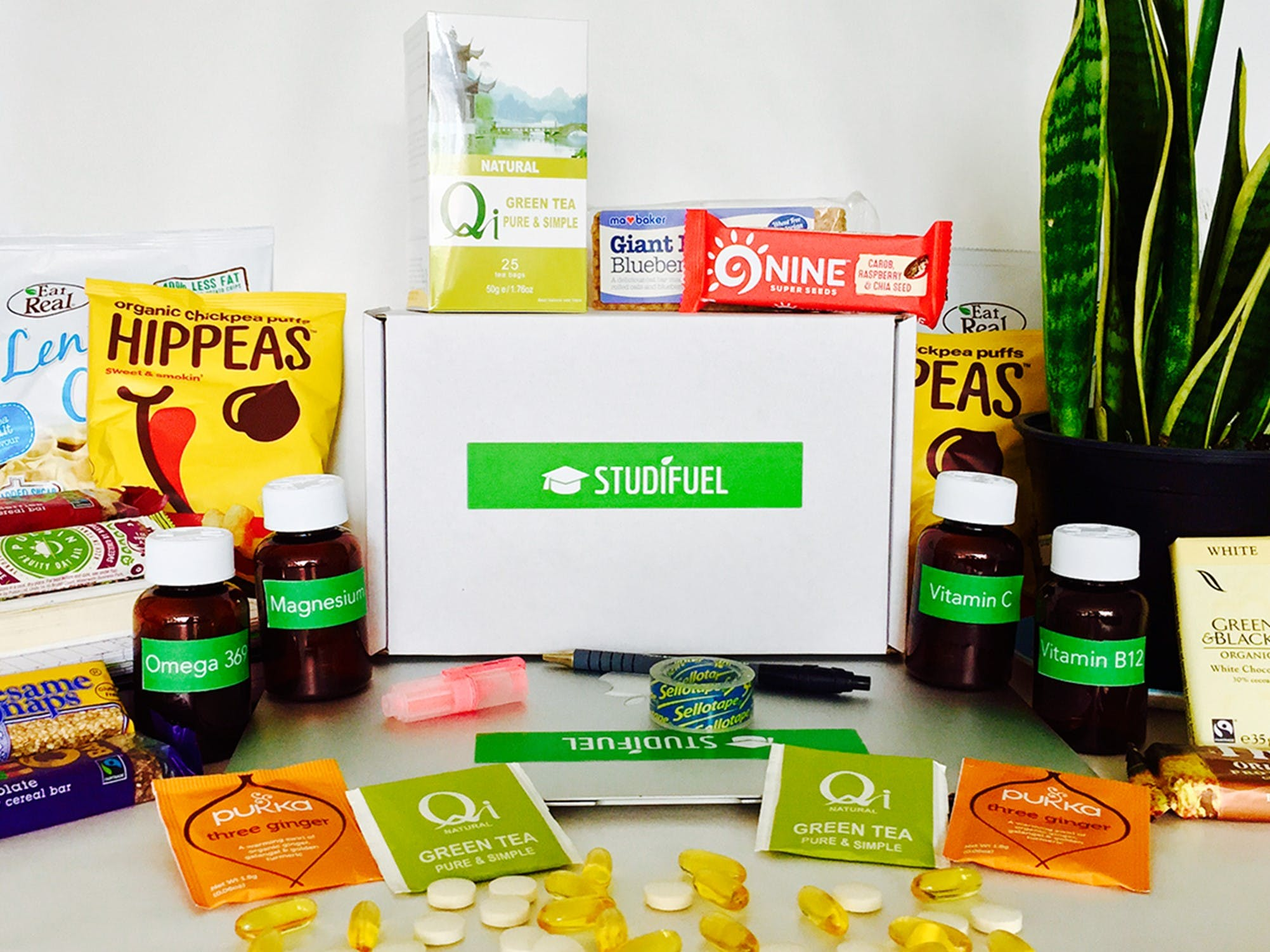Studifuel - The Student Health Box