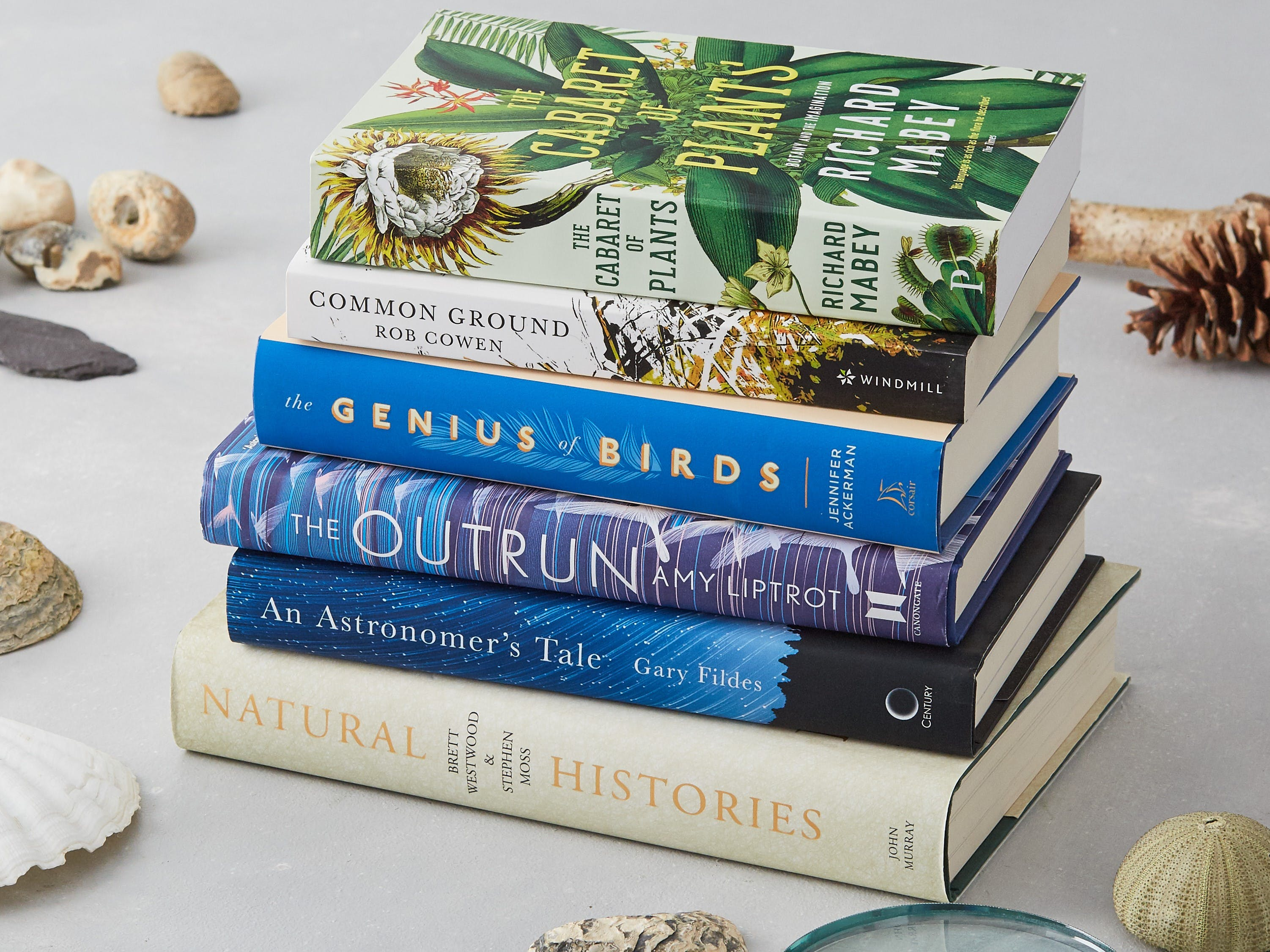 The Willoughby Natural History Book Club