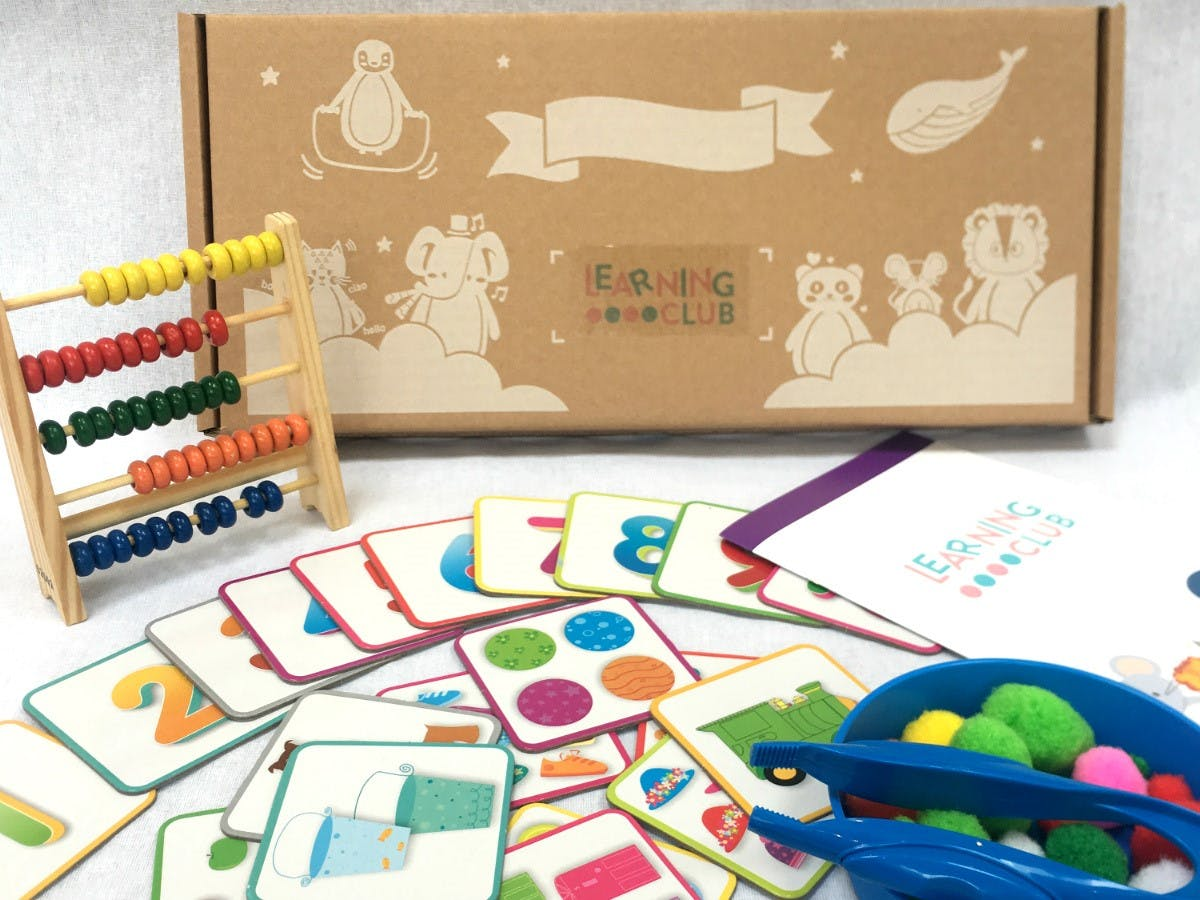 Little Hands Learning Club