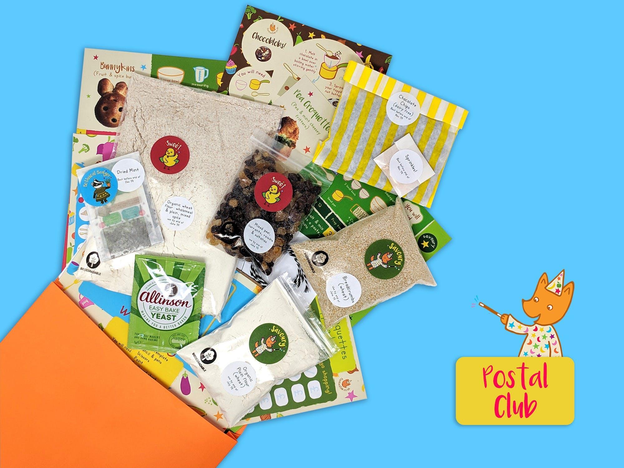 Foodini Postal Club