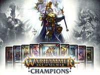 Warhammer Age of Sigmar Champions : Booster Card Subscription