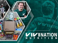 Vegan Fuel Box by Vivi Nation