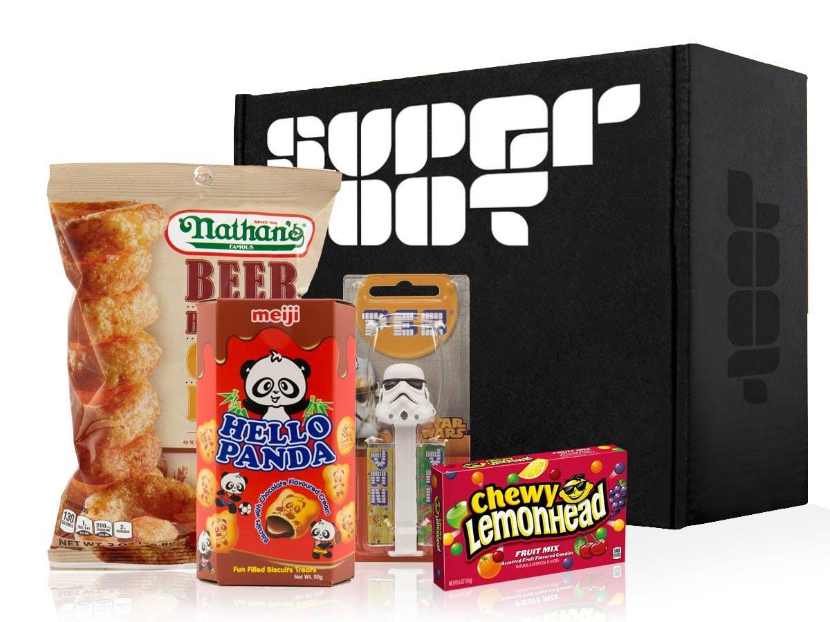 Super Loot Candy Box