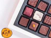 Vegan Chocolate Box By R&M